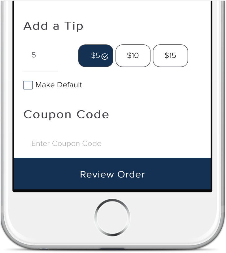 COVID-19 Help for Laundries and Dry Cleaners Driver Tipping